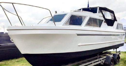 2016 Viking 26cc Canal Boat