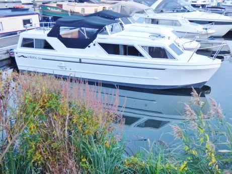 2016 Viking 26cc Canal Boat