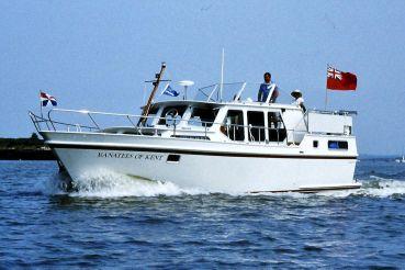 1992 Kempala 38  Dutch Steel Cruiser
