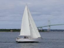 1983 Whitby Brewer Cruising Sailboat