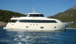 2013 Aegean 28m Motor Yacht