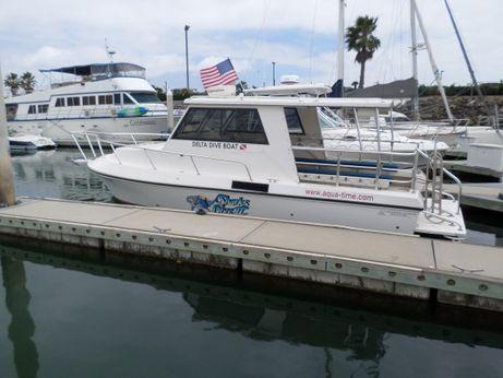 2008 Canaveral Custom Boats Delta 28 Dive Boat