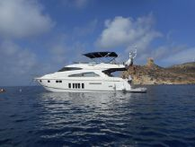 2013 Fairline Squadron 65 - Quarter Share