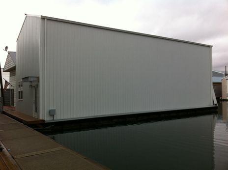 2012 Boathouse Steelhead Construction Custom