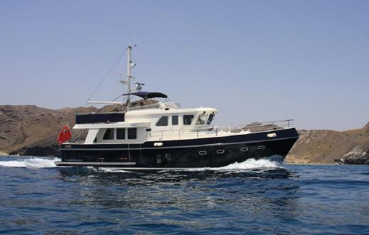 2018 Privateer Trawler 52