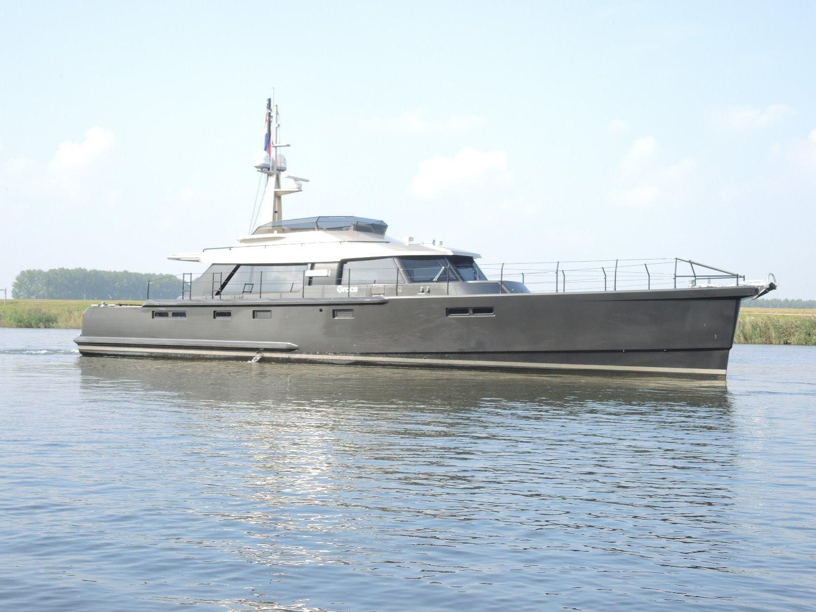 2012 Ned 70 Long Range Cruiser Power Boat For Sale Www