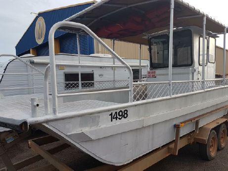 2000 Custom Barge