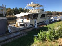 1978 Hatteras 58 Yacht Fisherman