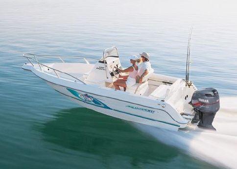 2003 Aquasport 190 Osprey