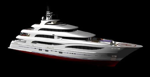 2016 Holland Superyacht Industries Semi Custom