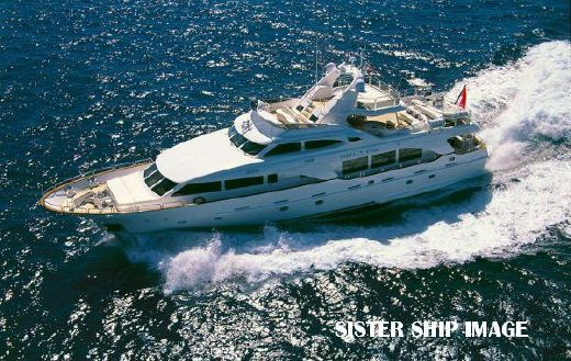 2010 Benetti 100' Tradition