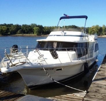 1984 Bluewater Yachts 42