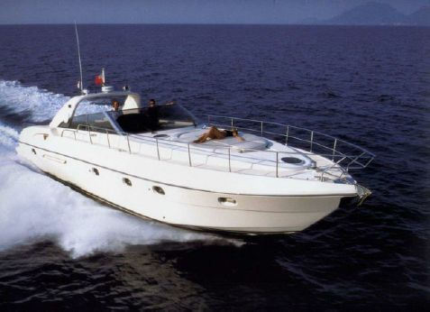 2005 Gianetti 52 Sport Open