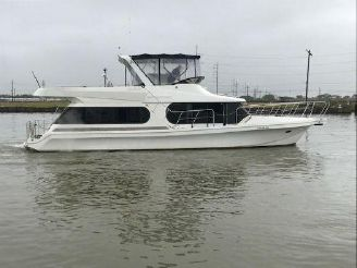 1993 Bluewater Yachts 50