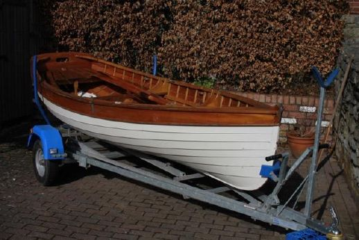 2007 Ian Oughtred 'tammie Norrie' Sailing dinghy