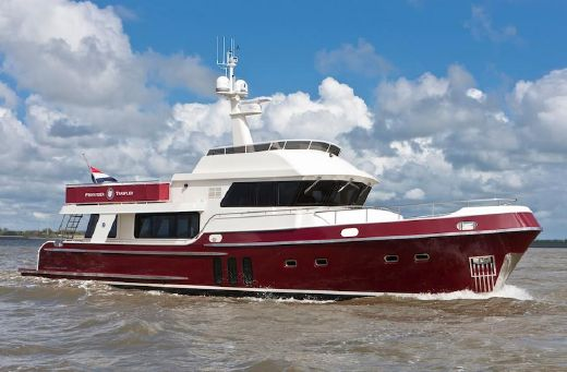 2018 Privateer Trawler 65