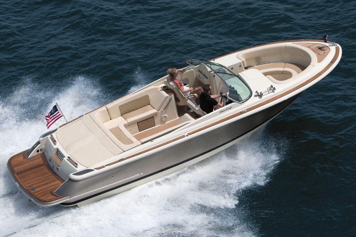 Chris Craft Boat Dealers Michigan