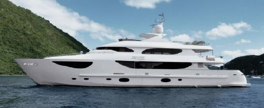 2011 Hargrave Tri-deck Motor Yacht