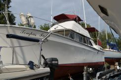 1984 Mainship Nantucket Double Cabin