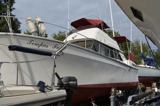 1984 Mainship Nantucket Double Cabin