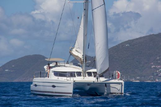 2015 Fountaine Pajot Lipari 41
