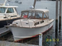 1988 Fortier 33 Downeast Fish/Cruise