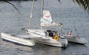 1995 Quorning Boats Dragonfly 1000