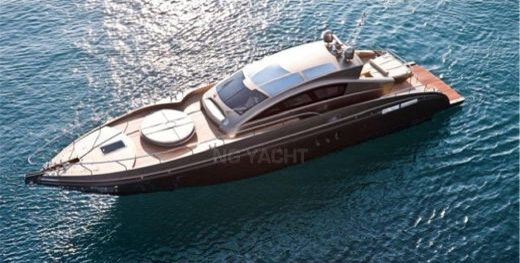 2010 Italian Yachts Jaguar 72