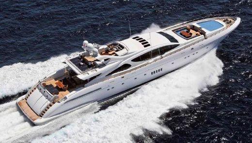 2007 Mangusta 165 Overmarine