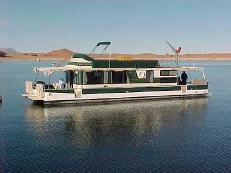 1975 Boatel Pontoon Houseboat