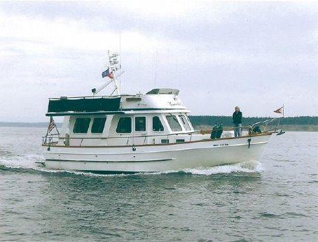 1978 Universal Europa Trawler