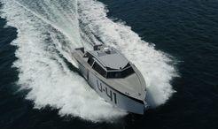 2018 Custom Aluminium Passenger Speedboat