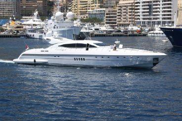 2003 Overmarine Mangusta 108