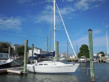 1988 Ericson 26 fractional sloop