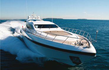 2010 Overmarine Mangusta