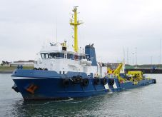 2002 Custom Line Offshore Support Vessel