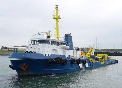 2002 Custom Line Offshore Support Vessel