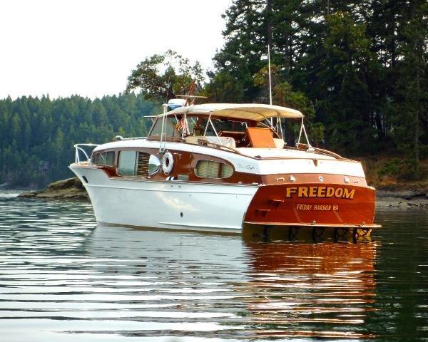 1954 chris craft corvette power boat for sale yachtworld 1954 Corvette Blue