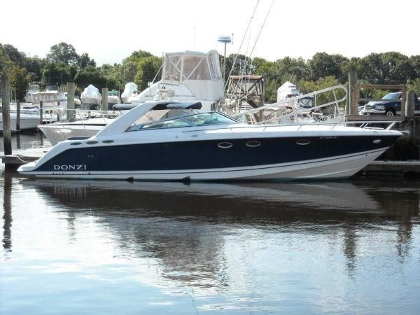 2001 Donzi 39 ZSC Power Boat For Sale - www.yachtworld.com