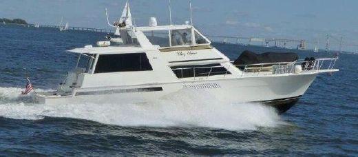 1996 Viking Cockpit Sport Yacht