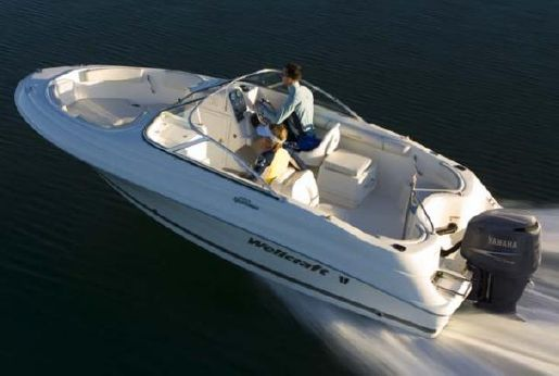 2007 Wellcraft 180 Sportsman