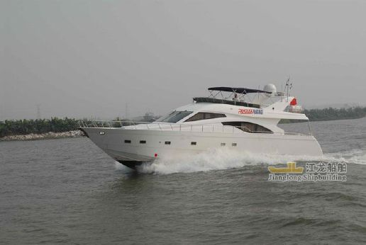 2013 Jianglong 69 feet yacht
