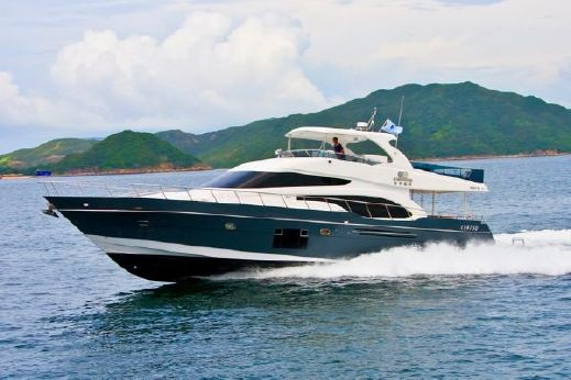 2016 Grand Harbour Ruby Motor Yacht