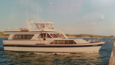 1983 Chris-Craft Constellation