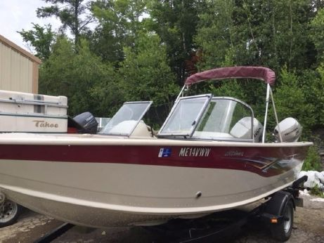 2007 Smoker Craft 17' ULTIMA