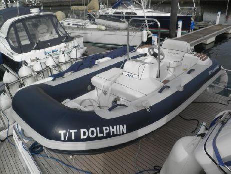 2011 Williams 325 Jet Rib