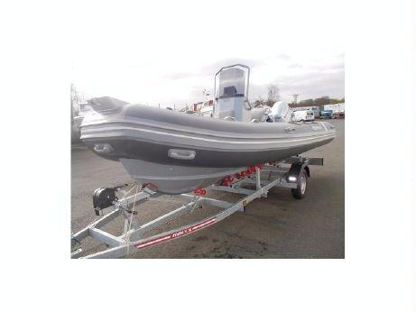 2016 Highfield Ocean Master 540