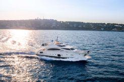 2012 Ferretti Yachts 881 RPH