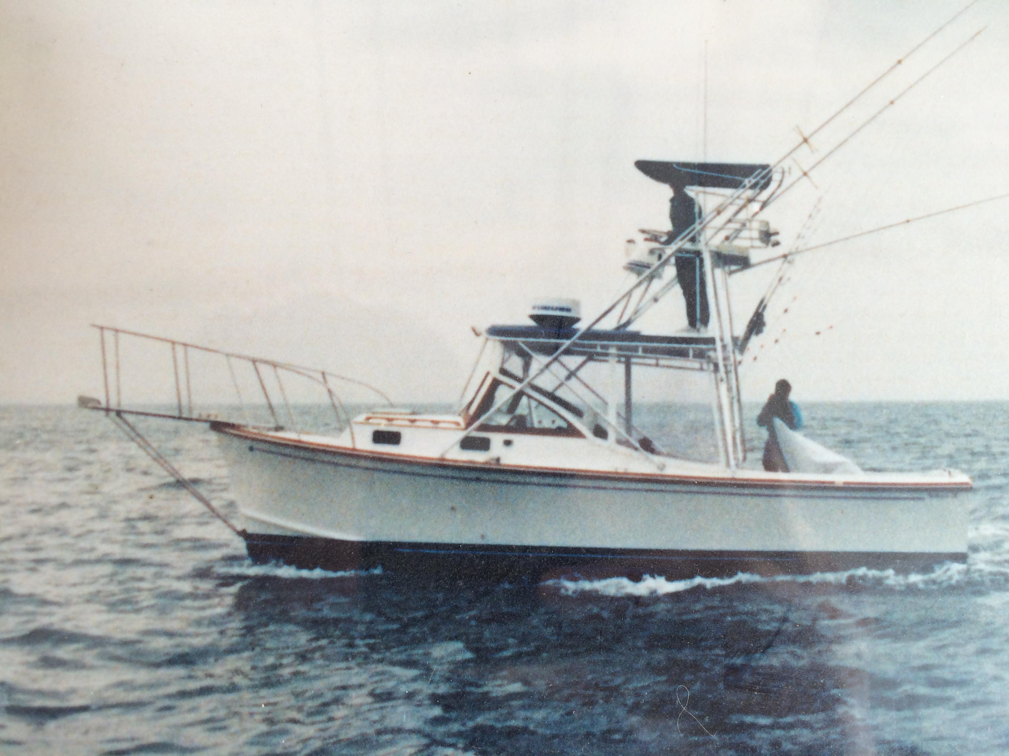 Niantic (CT) United States  City new picture : 1989 Fortier 26 Tower Power Boat For Sale www.yachtworld.com