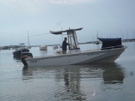 1989 Boston Whaler 22 Outrage